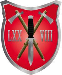 "Логотип клуба ""78 ЛЕГИОН"""