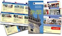 Материалы для выставки  недвижимости