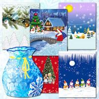 Дизайн мешочков для подарков