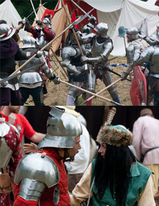 Рыцарский турнир квест