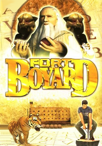 игра fort Boyard